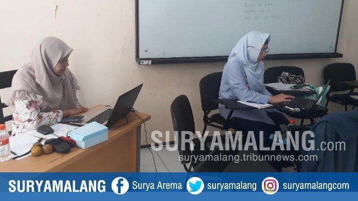 Peserta Dari Luar Negeri Ikuti Seleksi Mandiri UIN Malang