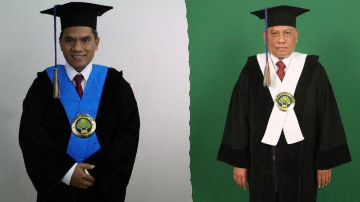 Universitas Negeri Malang Tambah 2 Guru Besar Baru di Bidang Ilmu Ekonomi dan BK