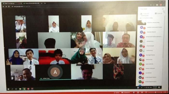 Pengumuman Kelulusan SMP di Kota Malang Dilakukan Lewat Online