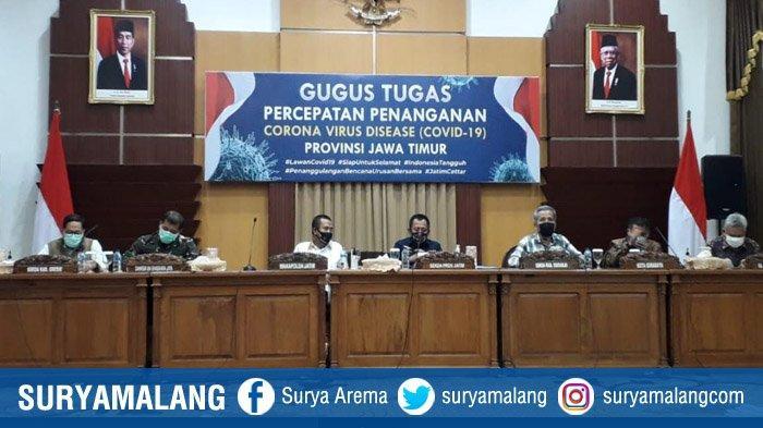 BREAKING NEWS : PSBB Surabaya Raya Diperpanjang Hingga 8 Juni 2020