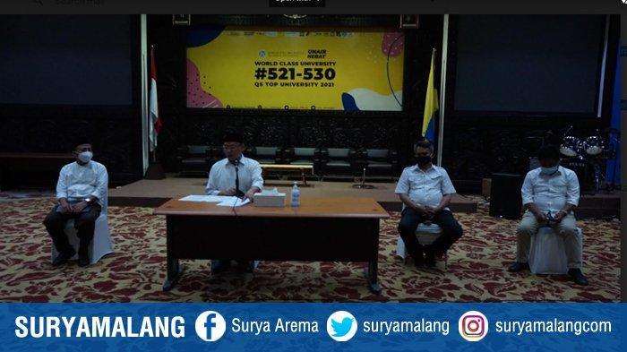 Pengumuman SBMPTN Unair 2020, Terima 2117 Calon Mahasiswa Baru, Mayoritas Asal Jatim