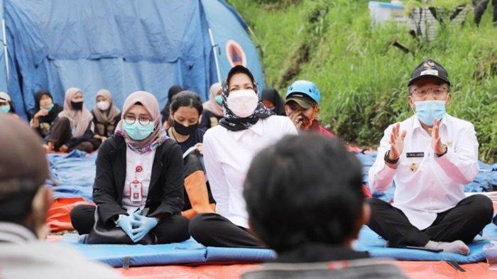 Masih Rawan Longsor, Lokasi Relokasi Pengungsi Brau Batu Berubah