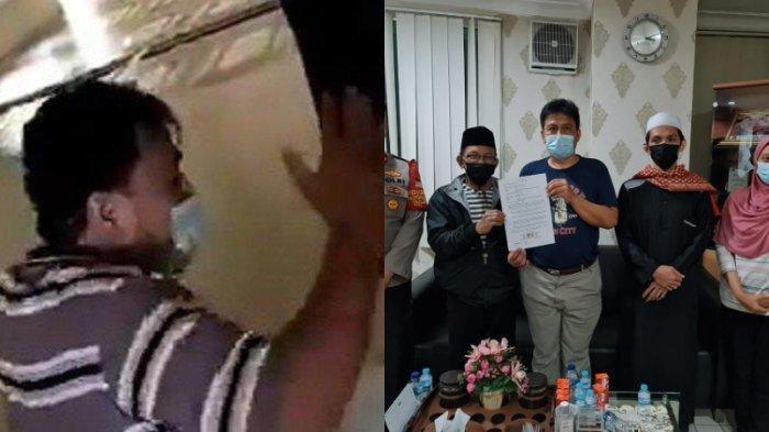 Akhir dari video viral pengurus masjid di Bekasi usir jamaah yang pakai masker.