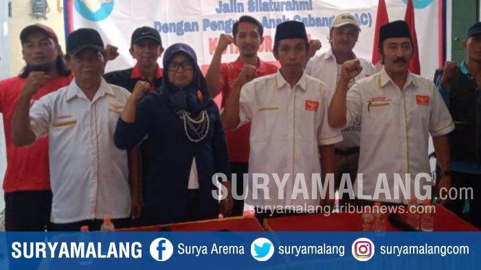 Partai Garuda Deklarasi Dukung Fandi Utomo Maju Pilwali Surabaya 2020