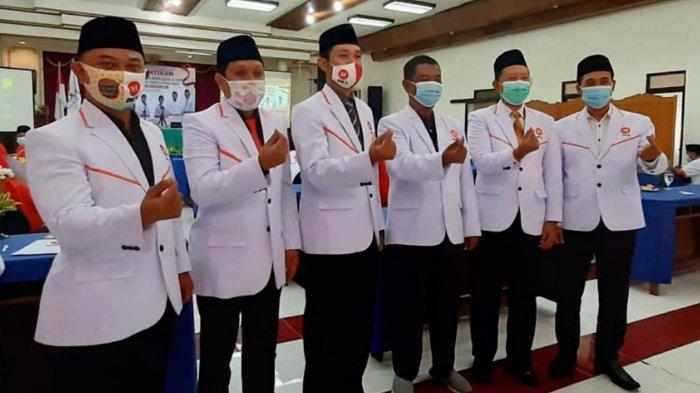 Pengurus PKS Kota Batu Dilantik, Target Menang Pilkada 2024