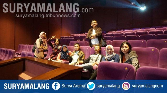 PPKM Mikro, Satpol PP Kota Malang Persilakan Bioskop untuk Buka