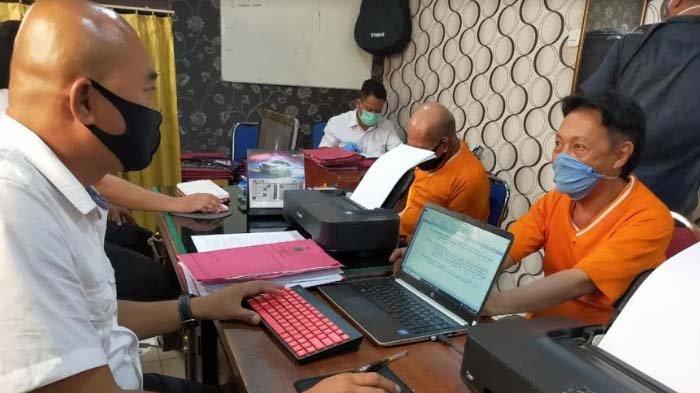 Polisi Mojokerto Bongkar Penipuan Beras Modus Slip Setoran Bank Fiktif, Pernah Beraksi di Malang