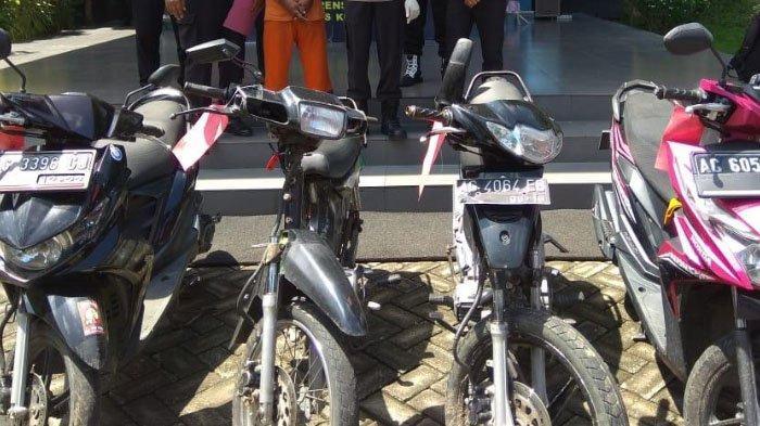 Penipuan Tak Biasa di Kediri, Pelaku Tukar Sepeda Butut dengan Motor