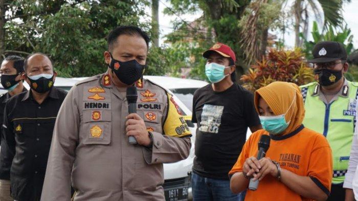 Pasutri di Tumpang Malang Kompak Gadai Mobil Rental, Sudah 19 Mobil yang Digasak