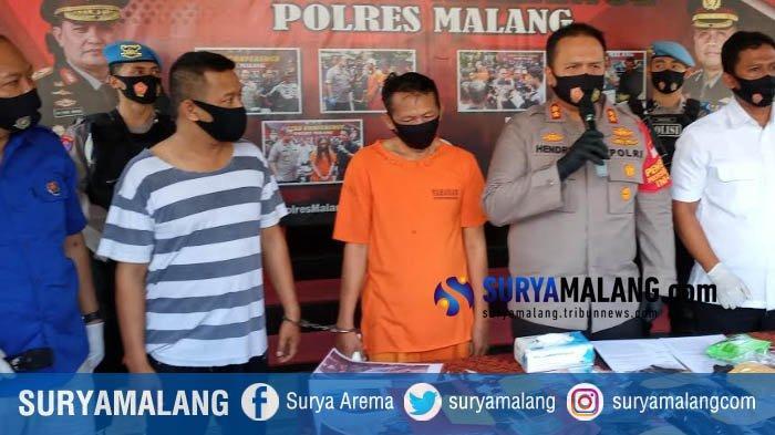 Polisi Gadungan di Malang Tipu dan Peras Korban Hingga Rp 50 Juta, Polisi Masih Kejar 2 DPO Lain