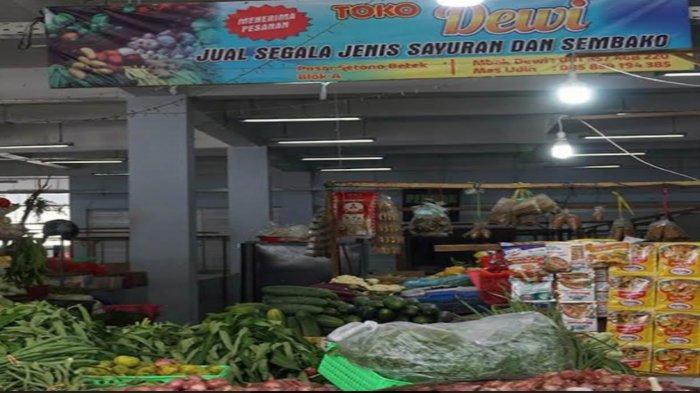 Buka Layanan Jualan Online, Pedagang Pasar Tradisional Kota Kediri Tetap Cuan saat PPKM Darurat