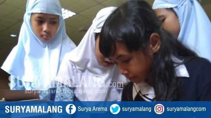 Naura Athaya Sharif, Penulis Cilik Asal Kota Malang, Ingin Bukunya Best Seller