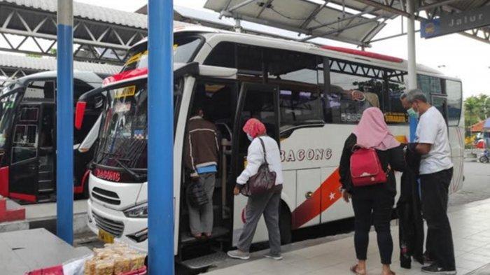 Bus Antar Kota Dilarang Beroperasi Mulai 6 Mei di Terminal Bungurasih Surabaya,  Aturan Dishub Jatim