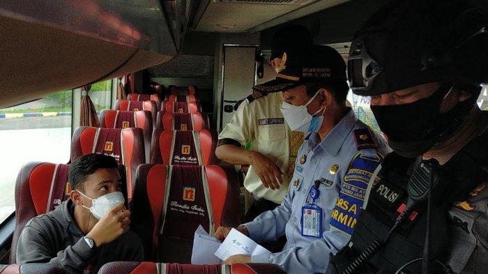 Selama PPKM Darurat, Jumlah Penumpang di Terminal Patria Kota Blitar Turun 80 Persen
