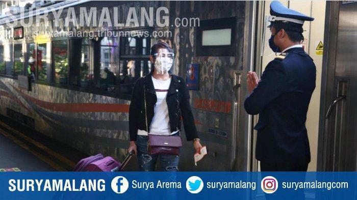 Selama Libur Panjang, Penumpang KA di Wilayah PT KAI Daop 8 Surabaya Mencapai 78 Ribu Lebih