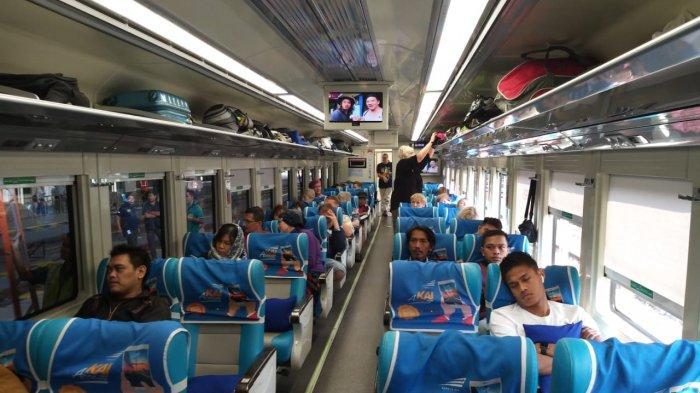 Sudah Ada 18.152 Orang Bepergian dengan Kereta Api Melalui PT KAI Daop 7 Madiun di Masa Transisi Ini