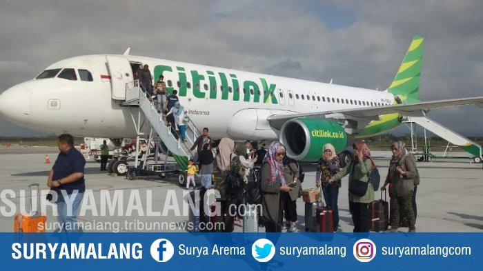 Garuda Indonesia Group Turunkan Tarif Pesawat Rute Jakarta - Banyuwangi