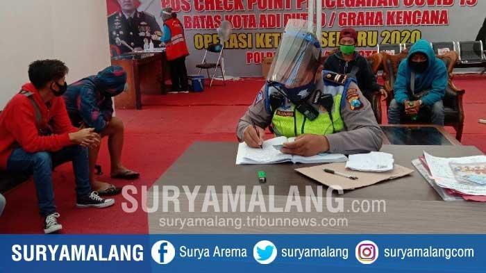 Jalan Berliku Pemudik Naik Travel Gelap dari Bali ke Malang, 3 Kali Lolos Pemeriksaan Check Point