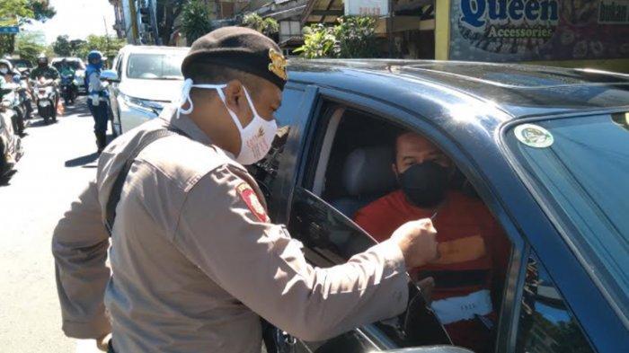 Terjadi Penumpukan Kendaraan Akibat Penyekatan, Begini Reaksi Polres Malang