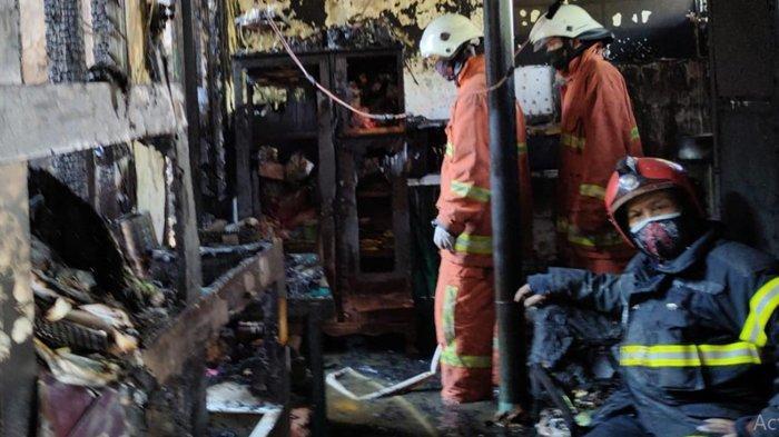 Polisi Masih Cari Penyebab Kebakaran di Perumahan Dosen ITS yang Menewaskan Anak 6 Tahun Saat Tidur