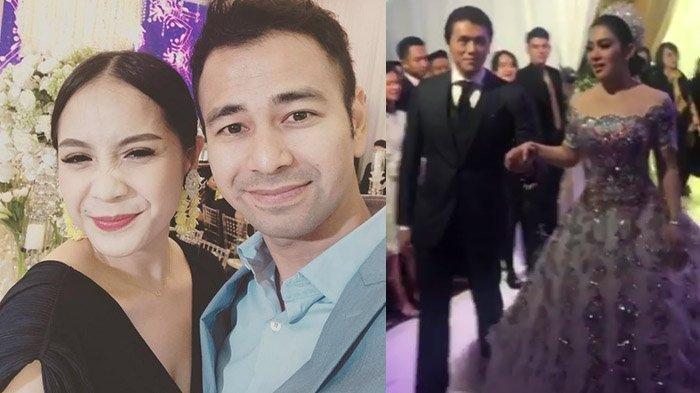 Penyebab Nagita Slavina Menertawakan Syahrini di Gala Dinner, Incess Langsung Menegur Raffi Ahmad