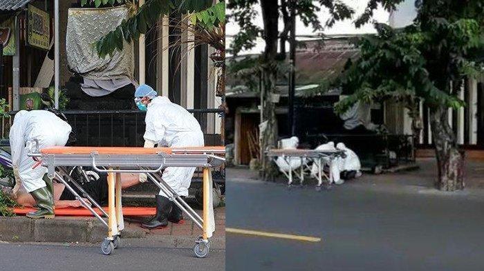Penyebab WNA di Bali Tewas Tergeletak di Atas Motor, Bukan Karena Virus Corona, Sempat Minum-minum