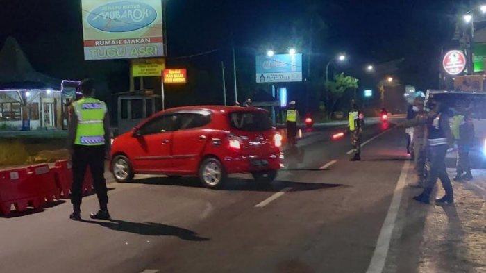Info Mudik Lebaran Perbatasan Jatim Jalur Pantura di Tuban, 524 Kendaraan Dipaksa Putar Balik Polisi