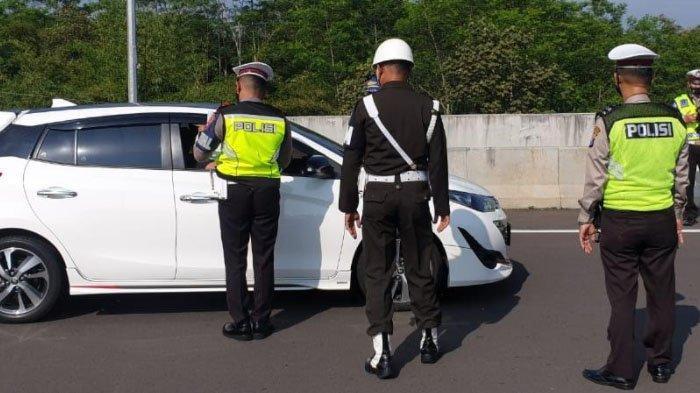 Info Larangan Mudik Malang, 28 Kendaraan Gagal Masuk Kota Malang Melalui Pintu Tol Malang