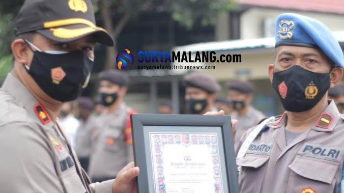 3 Tahanan yang Terlibat Penyelundupan Sabu di Rutan Polres Blitar Kota Dipindah ke LP Blitar