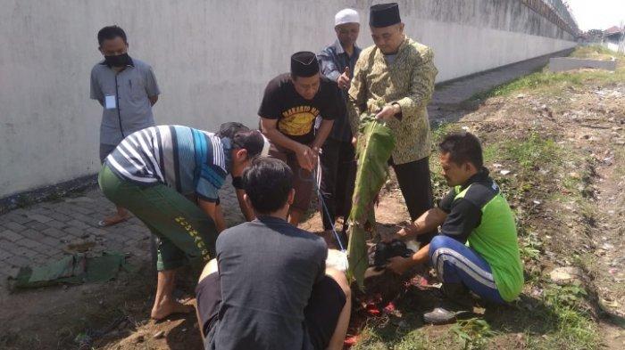 Momen Idul Adha, Ada Menu Gulai dan Krengsengan di Lapas Lowokwaru, Kota Malang