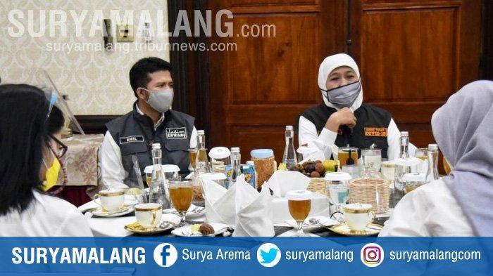 Jawa Timur Terima Bantuan 100 Ribu Tablet Obat Avigan untuk Pasien Covid-19