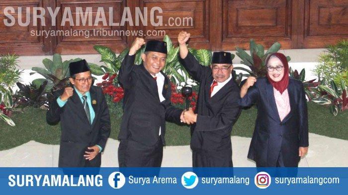 BREAKING NEWS - I Made Rian Diana Kartika Jadi Ketua Sementara DPRD Kota Malang Periode 2019-2024