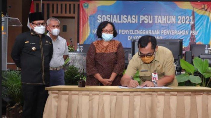 92 Pengembang Telah Serahkan PSU Perumahan ke Pemkot Malang Dalam Setahun, Nilainya Triliun Rupiah