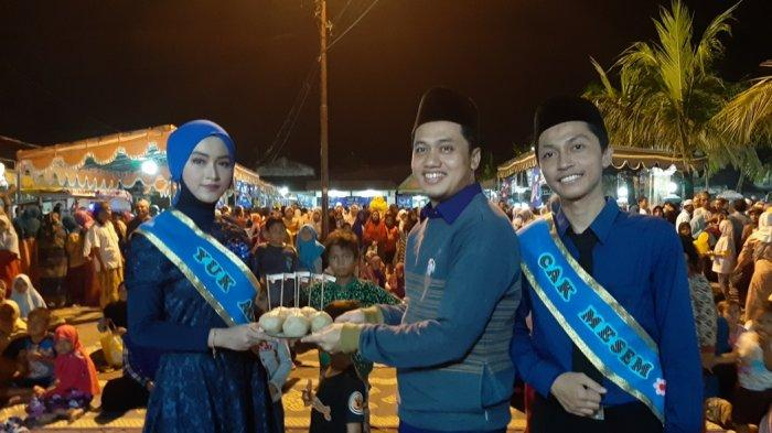 Festival Enam Ribu Pentol Di Ujungpangkah Gresik Ajak Masyarakat Sambut Pemilu Gembira