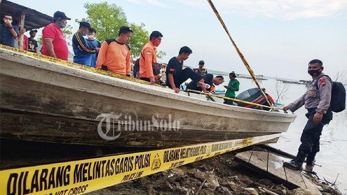 UPDATE Perahu Terbalik di Kedung Ombo Boyolali, 1 Korban Ditemukan Pagi Hari, Ini Daftar Penumpang