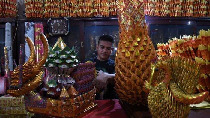 Kelenteng Hong Tik Hian Jadi Tempat Ibadat Tridharma Tertua di Surabaya, Berdiri Sejak Tahun 1399