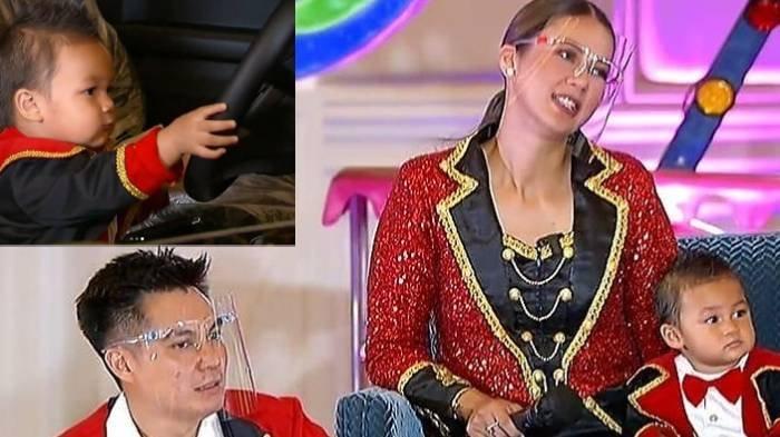 Baim Wong Kado 1 Unit Mobil Untuk Ulang Tahun Kiano ke 1 Tahun, Suami Paula: Bukan Berlebihan ya