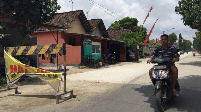 Pembangunan Jalan Jati Kota Blitar Tinggal Pengaspalan, Progres Pengerjaan Capai 80 Persen