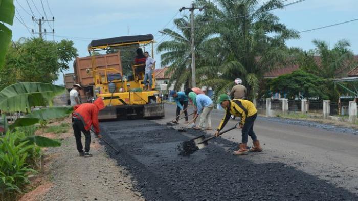 Alokasi Anggaran Perbaikan Jalan Turun Rp 17 Miliar, Ini Penjelasan Pemkab Malang