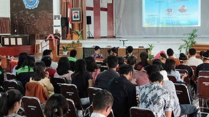 Peringati Hari Bumi, Universitas Kanjuruhan Malang (Unikama) Ajak Mahasiswa Peduli Lingkungan