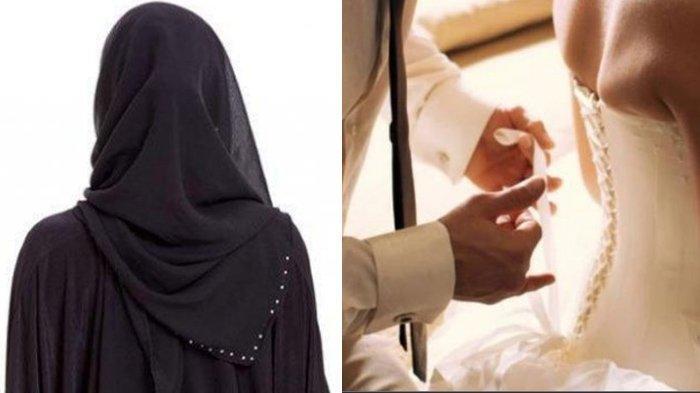 Perjodohan Buta Berakhir Derita di Malam Pertama, Suami Gugat Cerai Istri Setelah Buka Kerudungnya
