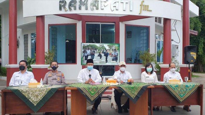 Selain Klaster Wisata Religi, Gus Ipul Sebut Ada Penambahan Kasus Covid-19 Lain di Kota Pasuruan