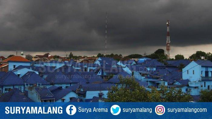 Kota Malang Waspada Adanya Potensi Hujan Disertai Angin Kencang