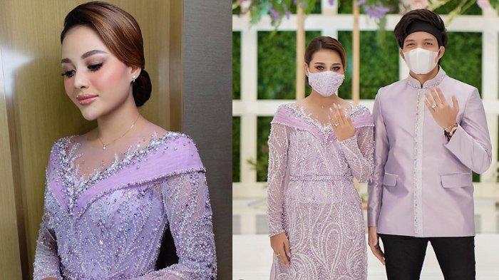 Aurel Hermansyah dan Atta Halilintar melangsungkan acara lamaran pernikahan pada Sabtu, 13 Maret 2021
