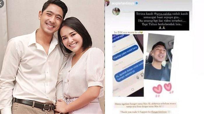 Permintaan Sedih Fans IKatan Cinta Jadi Sorotan, Berharap Bisa Disapa Arya Saloka Sebelum Meninggal