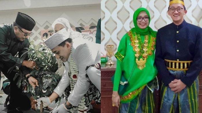 VIDEO : Pernikahan Viral Putri Wali Kota Balikpapan yang Minta Mahar 2 Pohon Mangga