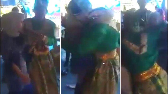 VIDEO - Usai Dinyanyikan Lagu 'Balo Lipa' oleh Mantan di Resepsi Pernikahan, Mempelai Pria Pingsan