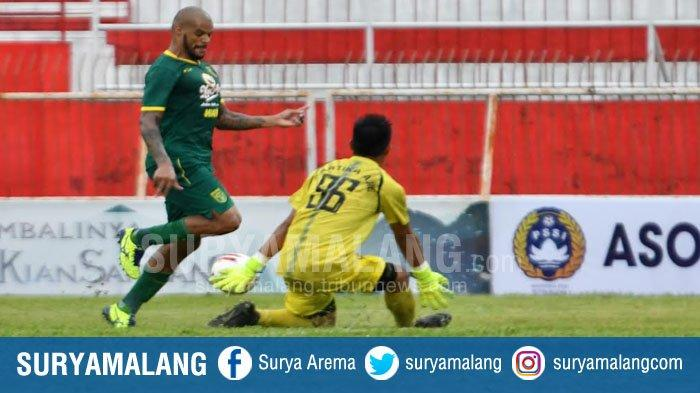 Persebaya Surabaya Simpan Mahmoud Eid dan David da Silva Untuk Laga Lawan Arema FC