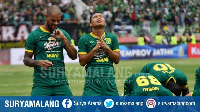 Persebaya Juara Piala Gubernur Jatim 2020, Hasil Skor Akhir Persebaya Vs Persija Jakarta Adalah 4-1