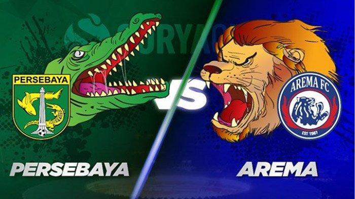 Persebaya Bertemu Arema FC di Semifinal Piala Gubernur Jatim 2020, Persija Bertemu Madura United